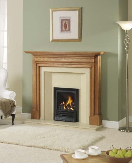 Fireplaces - Wood