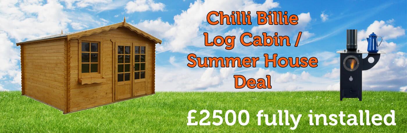 log cabin deal