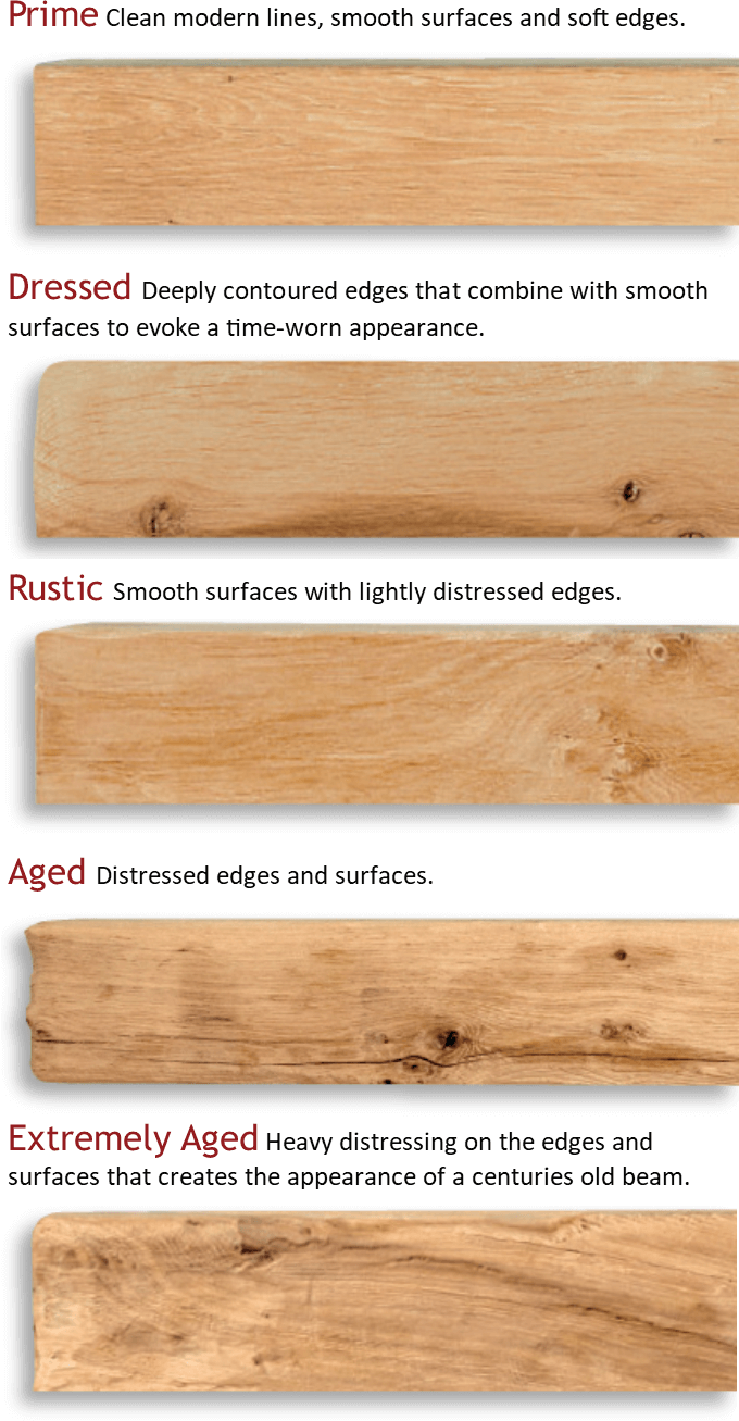 Textures & Ageing